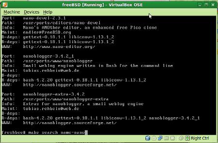 Mengenal Ports Pada FreeBSD 9