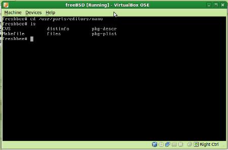 Mengenal Ports Pada FreeBSD 2