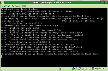 Mengenal Ports Pada FreeBSD 3