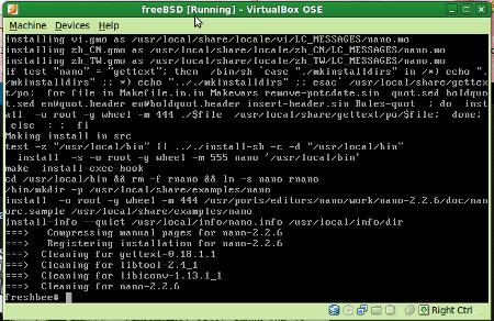 Mengenal Ports Pada FreeBSD 7