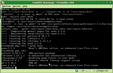 Mengenal Ports Pada FreeBSD 8