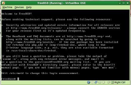 Mengenal FreeBSD 2