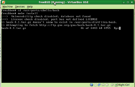 Mengenal FreeBSD 5