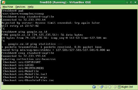 Mengenal FreeBSD 6